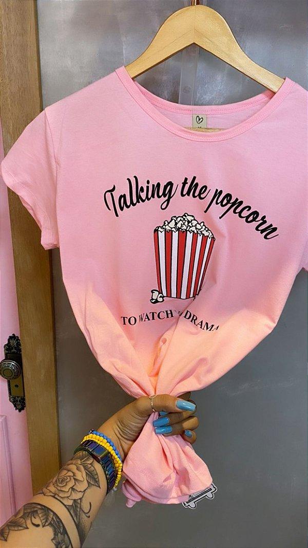 T-shirt POP CORN