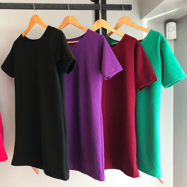 DRESS T-SHIRT BASIC