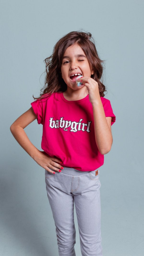 T-shirt Marriezinha BABY GIRL