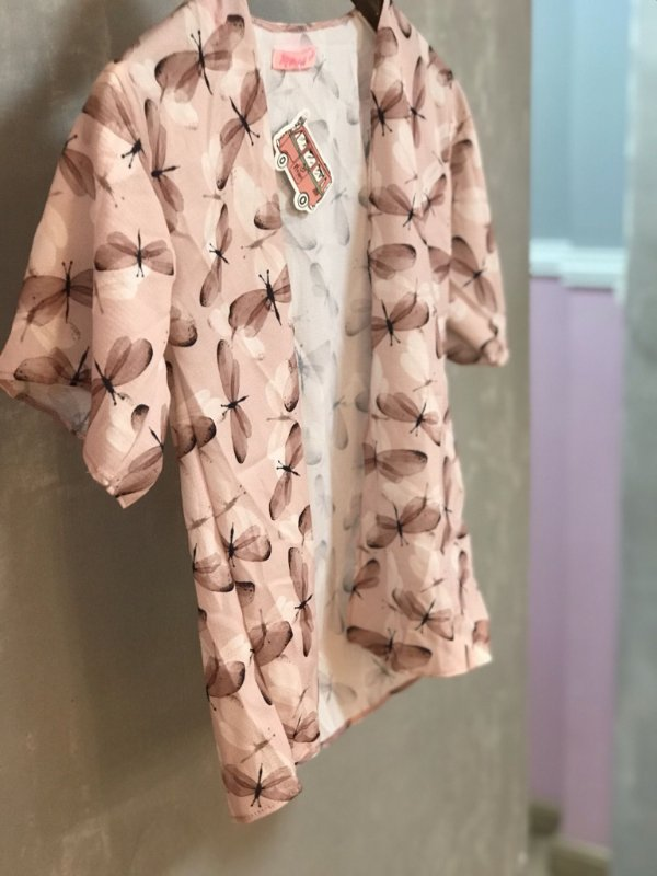 Kimono Lollipop LIBÉLULA