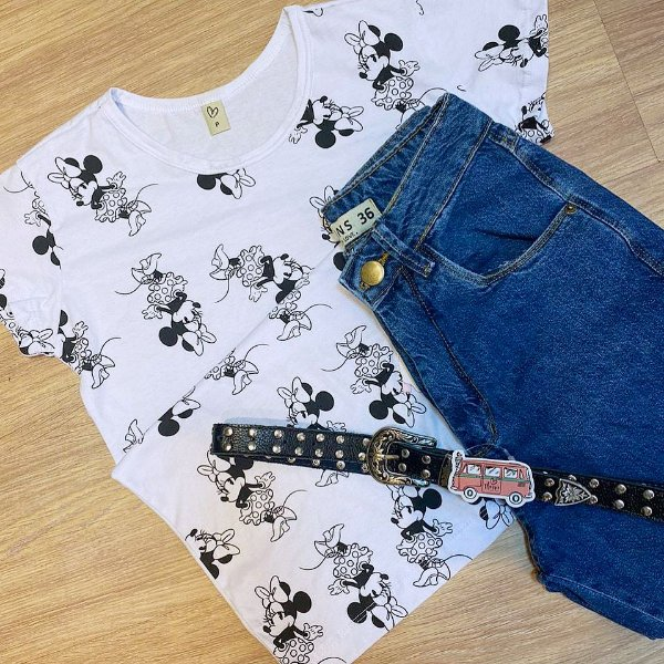 T-shirt Minnie SWEET