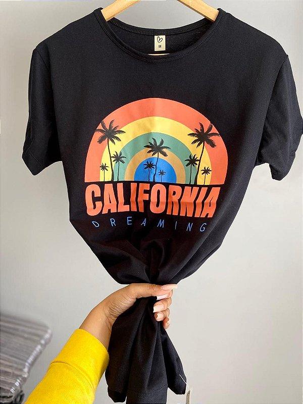 T-shirt Max california DREAM