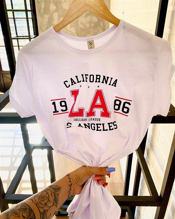 T-shirt Max L.A CALIFORNIA college LEAGUE