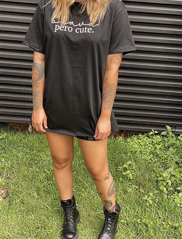T-shirt MAX brava pero CUTE