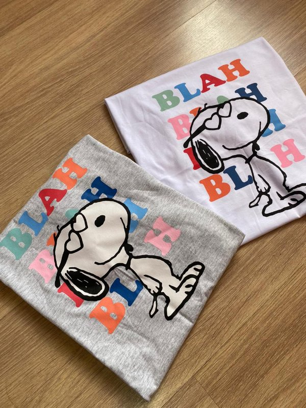 T-shirt Snoop BLA BLA
