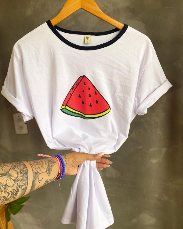 T-shirt max MELANCIA