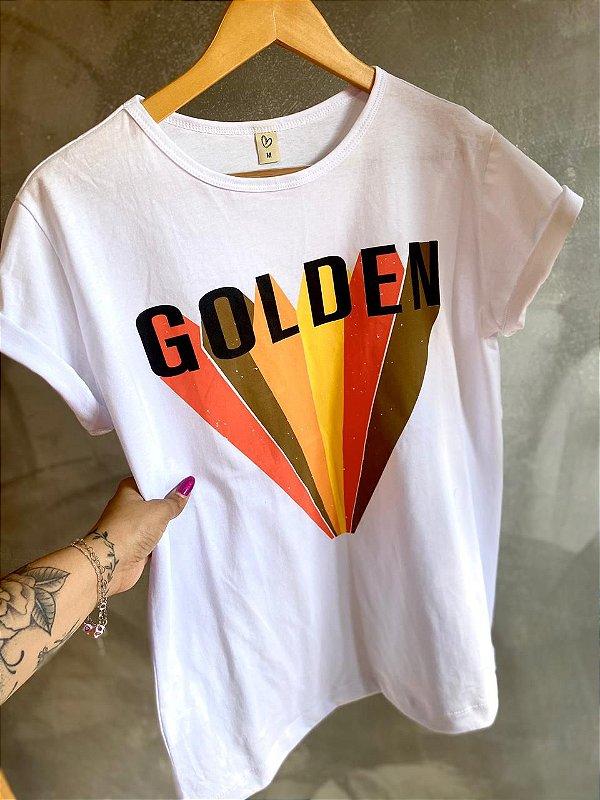 T-shirt Max GOLDEN
