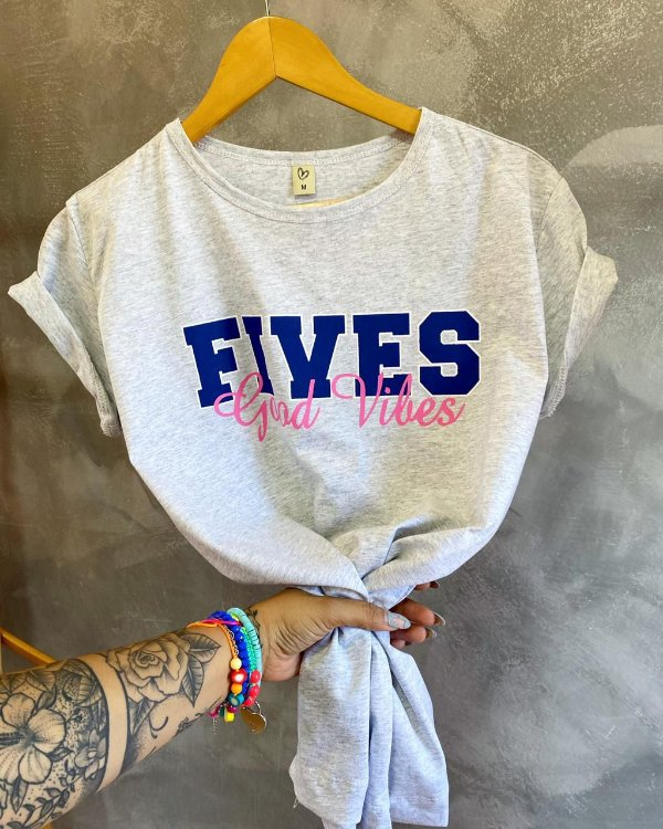 T-shirt MAX FIVES GOOD VIBES