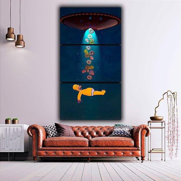 Homer Simpson - 3 Canvas