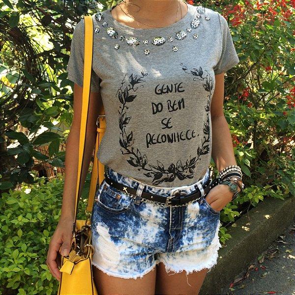 T-shirt  Gente do Bem