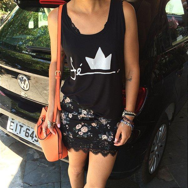 T-shirt regata Fé