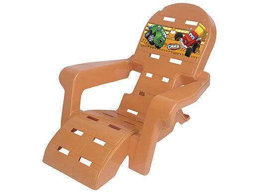 Cadeira de Praia Chuck & Friends