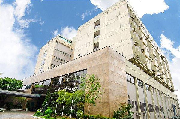 CASE - Hospital Nipo-Brasileiro - Guarulhos,SP | Longarinas em Inox