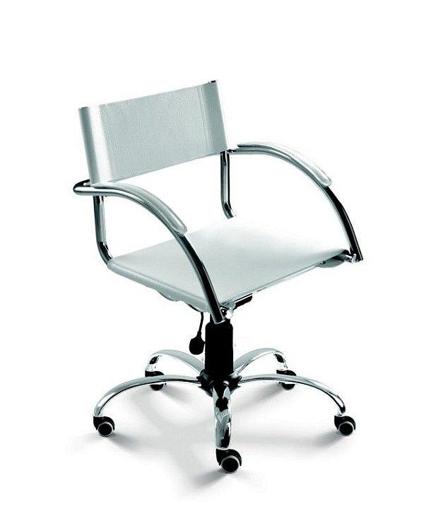 Cadeira para Escritório Operacional/Secretária Cavaletti Chroma 14004