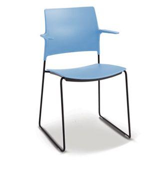 Cadeira para Escritório Aproximação/Fixa Cavaletti Go 34006