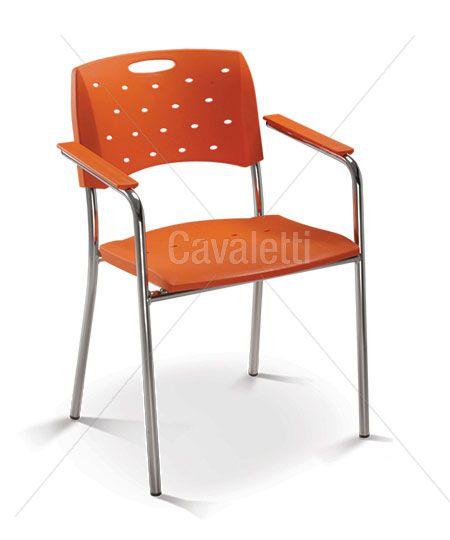 Cadeira Cavaletti Viva - Cadeira Aproximação 35007 P