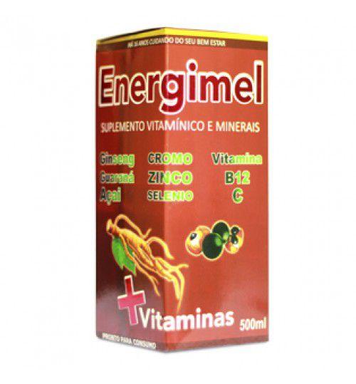 Energimel - 500ml - NatusErvas
