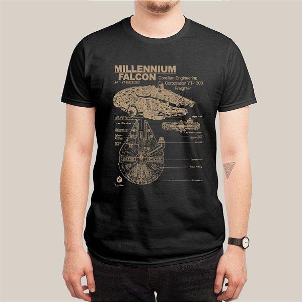 camiseta Millenium