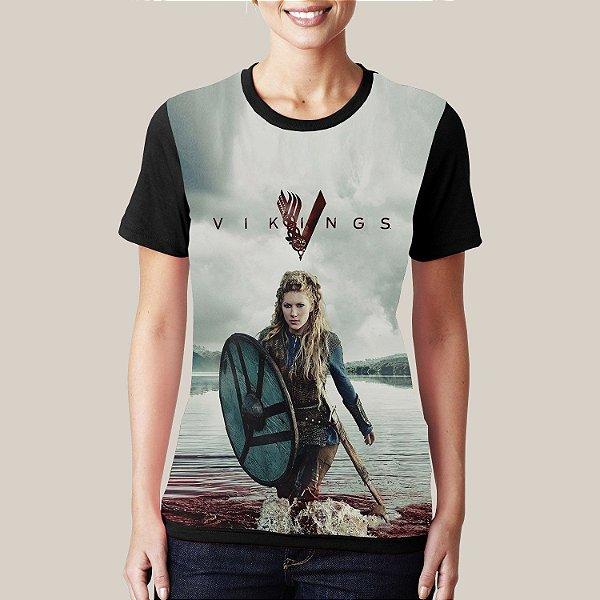 camiseta Lagertha Blood