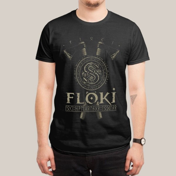 camiseta floki shield