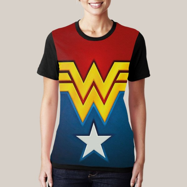 Camiseta Wonder Woman