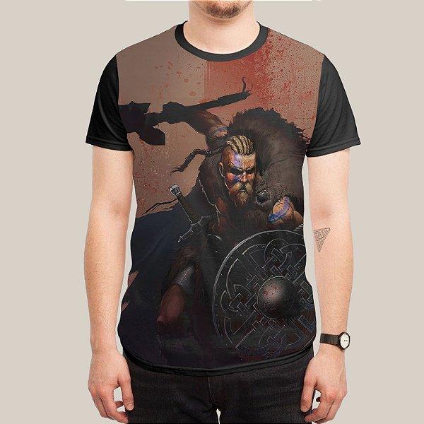 Camiseta Ragnar Wrath