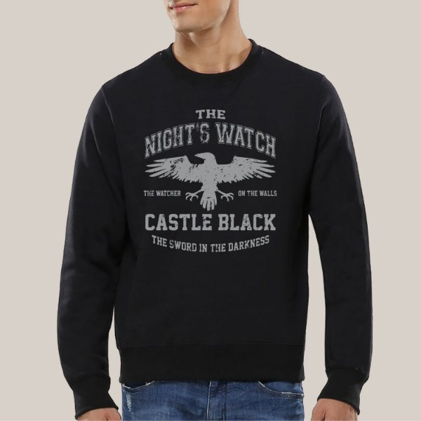 Moletom Night Watch