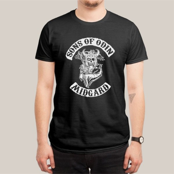 Camiseta Sons of Odin