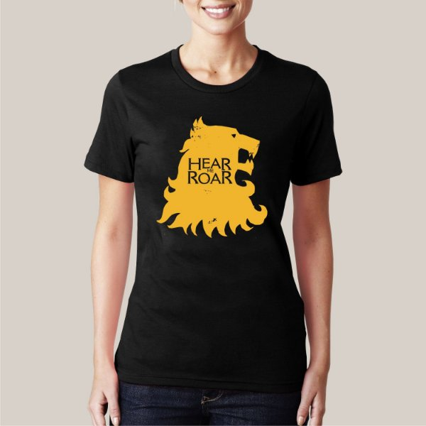 Camiseta Hear me Roar