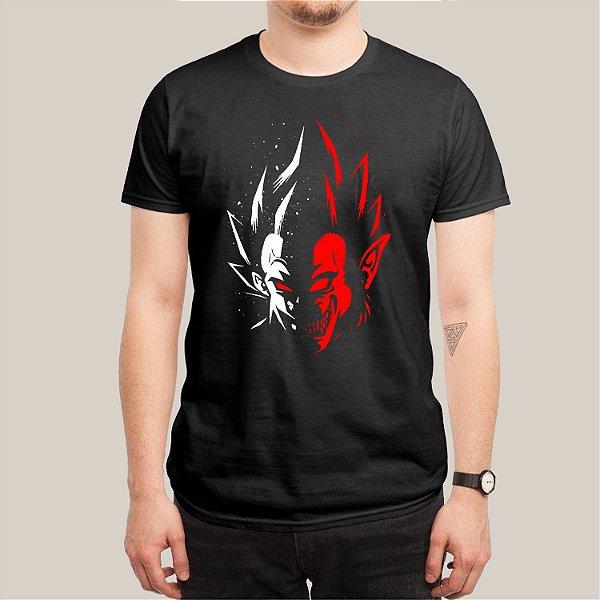 Camiseta Vegeta Fury