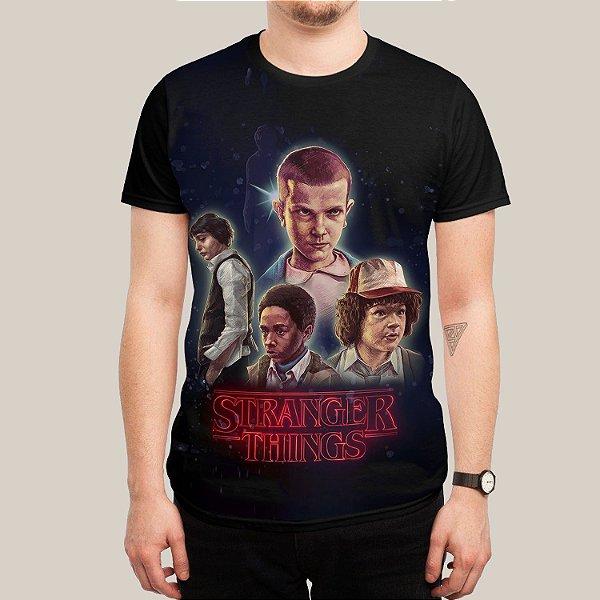 Camiseta Stranger Friends