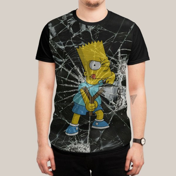 camiseta Bart