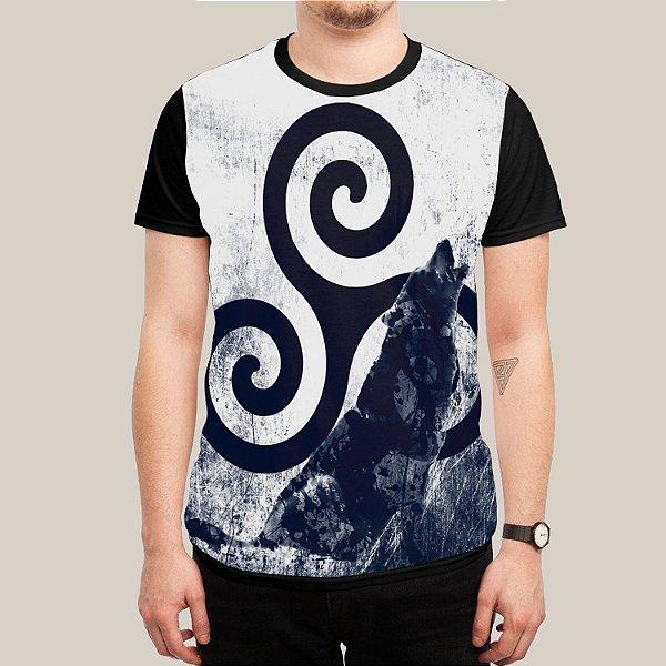 camiseta Teen Wolf