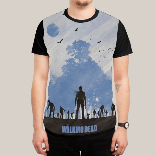 camiseta The Walking Dead