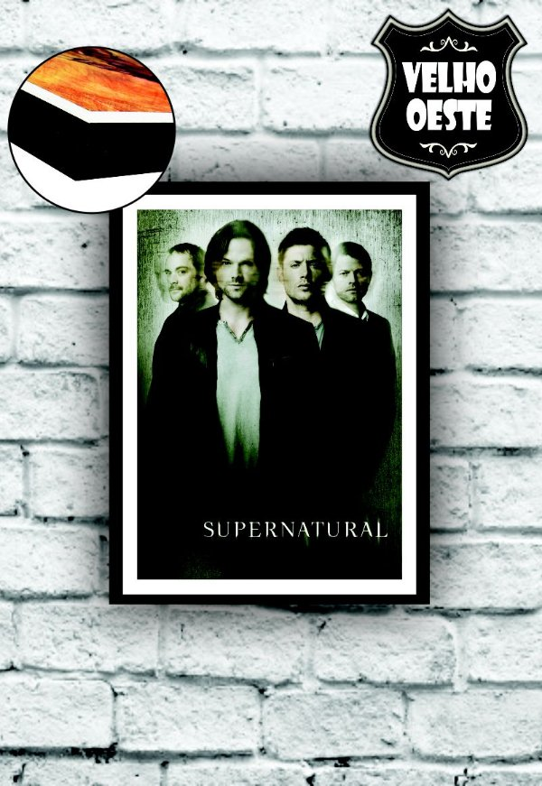 Quadro Supernatural