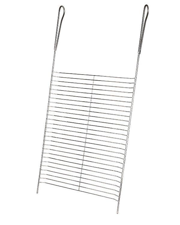 807 - Grelha Uruguaia - 40 cm (L) x 75 cm (P)