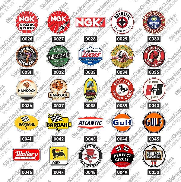 Adesivos Brands & Customs 2