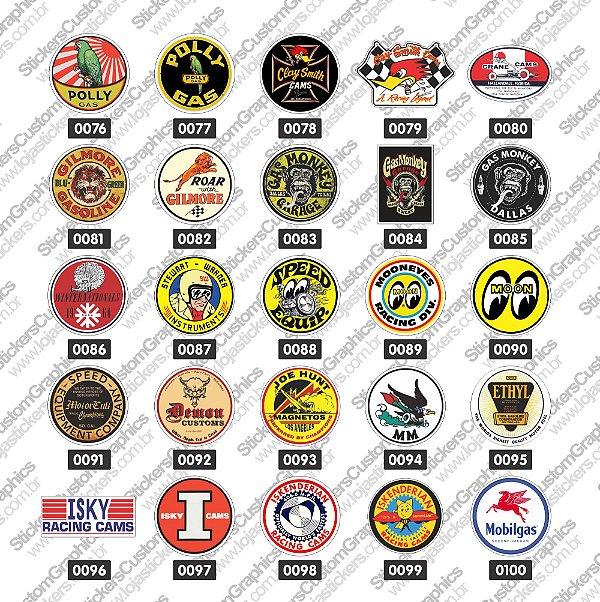 Adesivos Brands & Customs 4