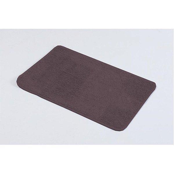 Capacho Cotton 40x60cm - Marrom