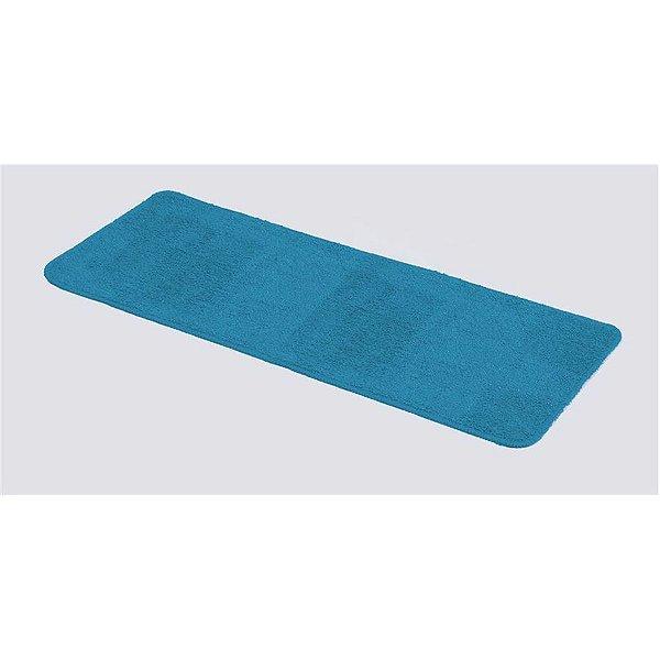 Passadeira Cottom Colorido 40x120cm - Azul