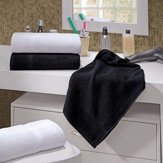 Toalha de Banho Beauty - Branca