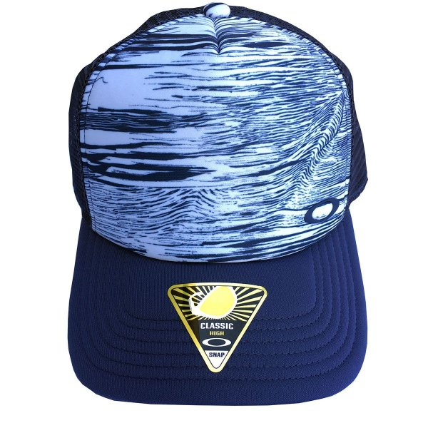 Boné Oakley Mesh Sublimated Trucker