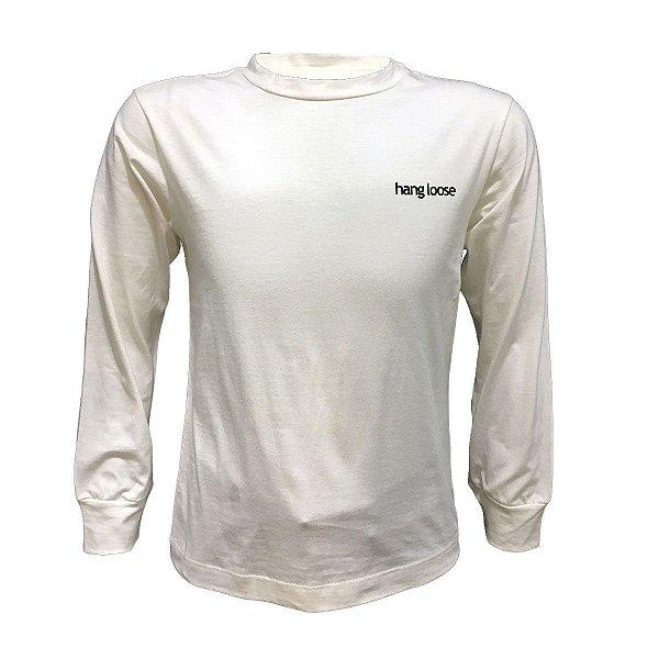 Camiseta Hang Loose (infantil)
