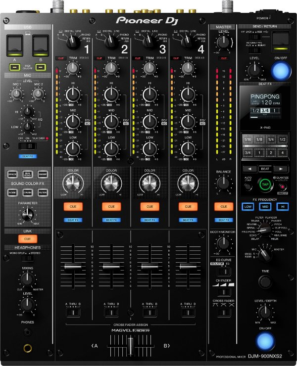 DJ Mixer Pioneer DJM-900NXS2