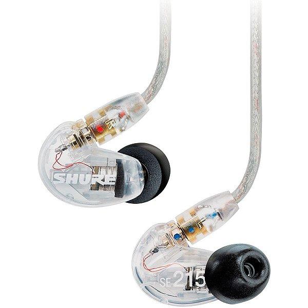 Fone de Ouvido Intra Auricular Ear Shure Se 215