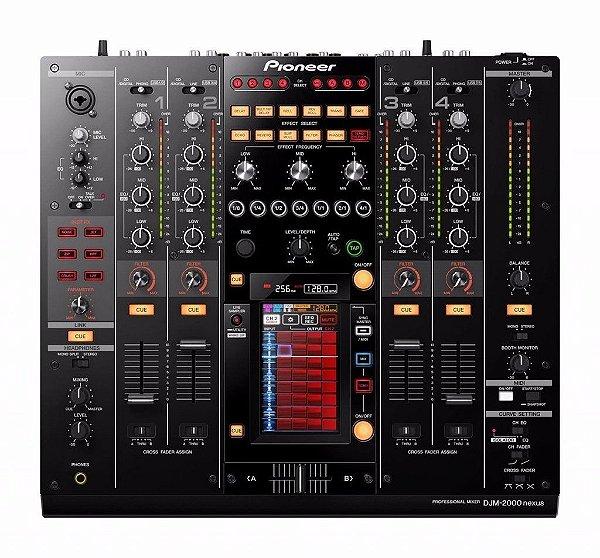 DJ Mixer Pioneer DJM 2000NXS