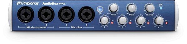 Interface PreSonus AudioBox 44VSL