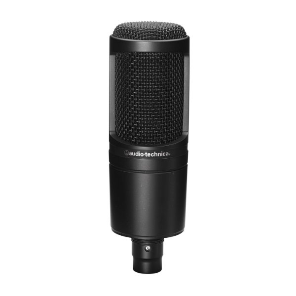 Microfone AT2020 Cardioid Condenser