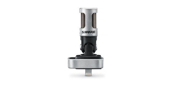 Microfone MV88 iOS Digital Stereo Condenser
