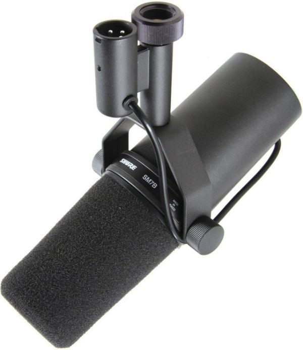 SM7B Vocal Microphone